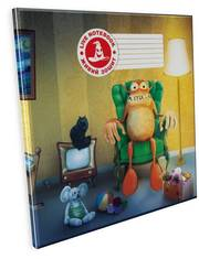 Живая открытка -  мир 3D анимации.