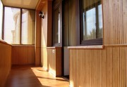 Пластиковый балкон. Балкон под ключ. Балкони під ключ: (Акція)