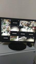 Видеонаблюдение. Установка замков и домофонов.  Сигнализации