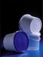 Ведро полипропиленовое для пищевой, химической промышленности на 3.4л