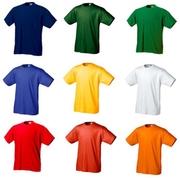 Почти БЕСПЛАТНО однотонные футболки и футболки Поло